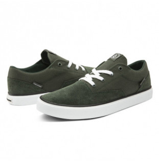 Zapatillas Volcom: DRAW LO SUEDE SHOE (FADED ARMY) Volcom - 1