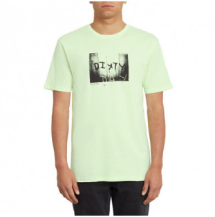 Camiseta Volcom: DIRTY DAY BSC SS (KEY LIME) Volcom - 1