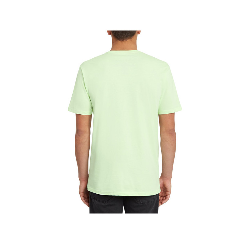 Camiseta Volcom: DIRTY DAY BSC SS (KEY LIME)
