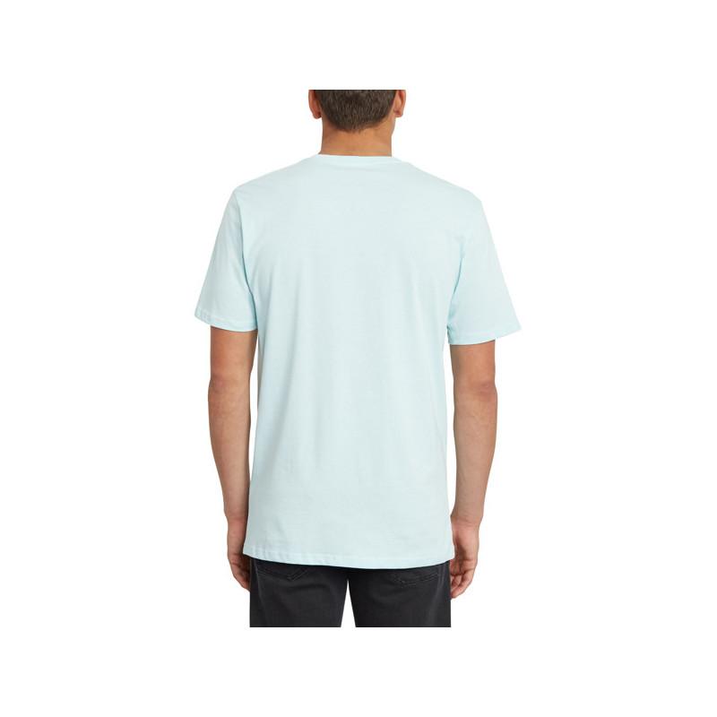 Camiseta Volcom: FENCE BSC SS (RESIN BLUE)