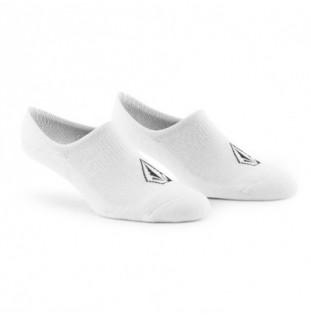 Calcetines Volcom: STONES NSHW SOCK 3PK (WHITE)