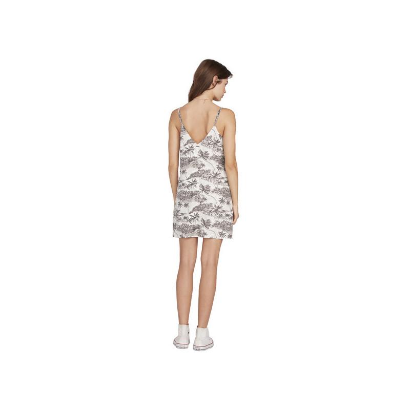 Vestido Volcom: VACAY ME DRESS (STAR WHITE)