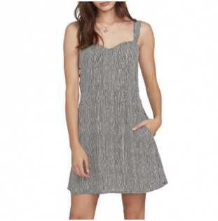 Vestido Volcom: NEWDLES DRESS (STRIPE)