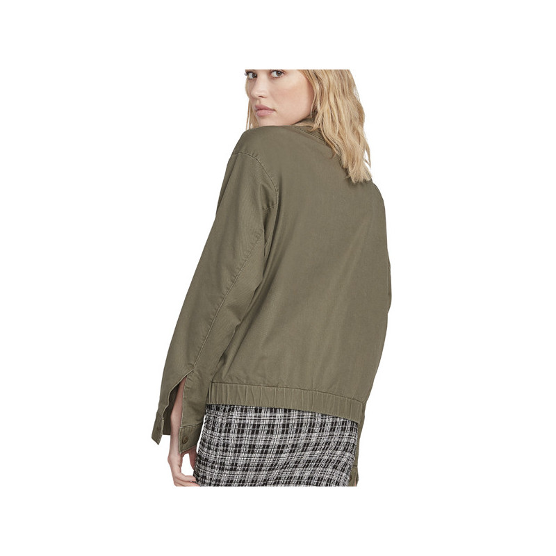 Chaqueta Volcom: ARMY WHALER JACKET (ARMY GREEN COMBO)