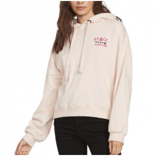 Sudadera Volcom: OZZY WAVE HOODIE (LIGHT PEACH)