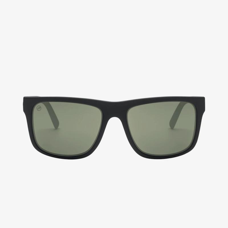 Gafas Electric: SWINGARM XL MATTE BLK (OHM GREY)