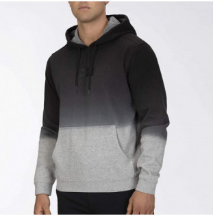Sudadera Hurley: DIPDYE ONE AND ONLY BLOCKED (BLACK)