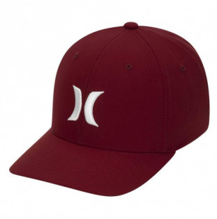 Gorra Hurley: DRI FIT ONE AND ONLY 20 HAT (TEAM RED)