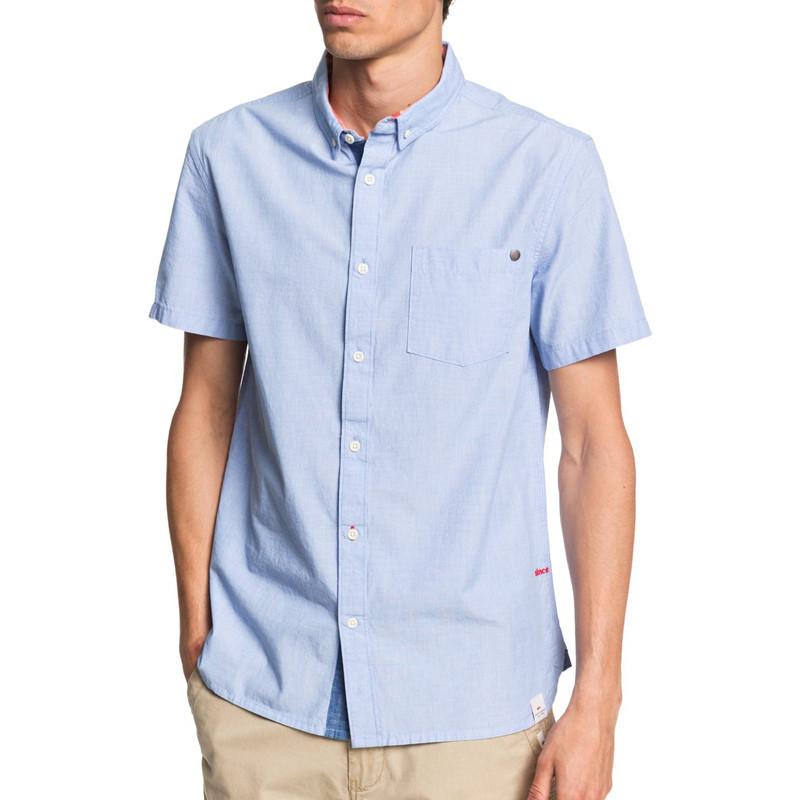 Camisa Quiksilver: WILSDEN SS (STONE WASH)