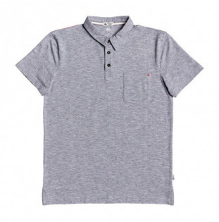 Polo Quiksilver: SUN CRUISE STRE (DARK GREY HEATHER) Quiksilver - 1