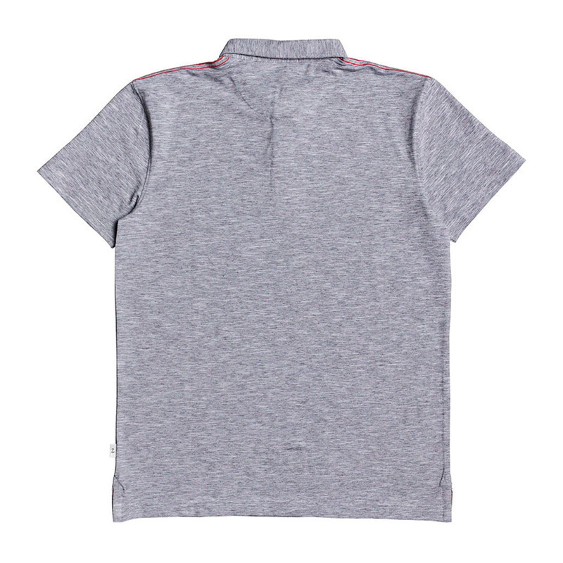 Polo Quiksilver: SUN CRUISE STRE (DARK GREY HEATHER)