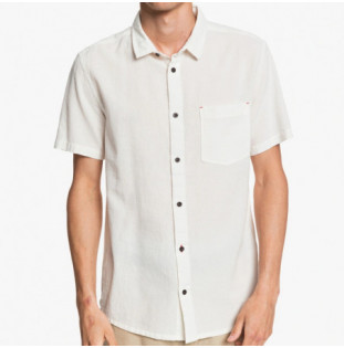 Camisa Quiksilver: TIME BOX S (SNOW WHITE)