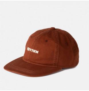 Gorra Rhythm: CLASSIC CAP (Rust)