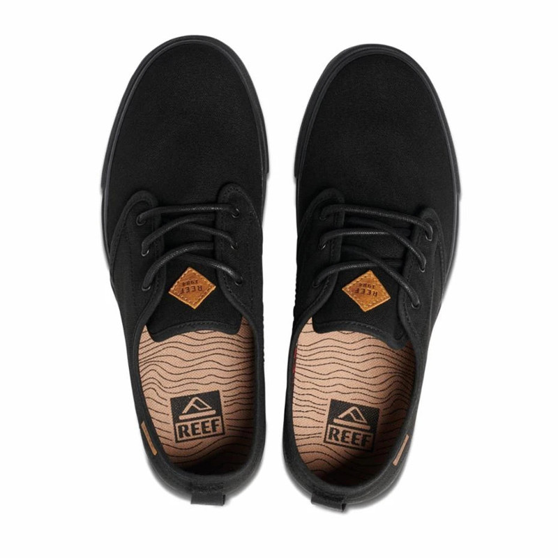 Zapatillas Reef: M Reef Landis 2 (ALL BLACK)