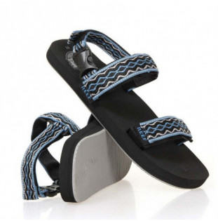Chanclas Reef: M REEF CONVERTIBLE (BLACK GREY BLUE) Reef - 1