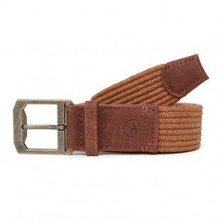 Cinturón Arcade: Norrland (Metal Brown Caramel)
