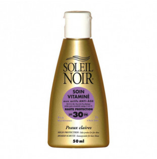 Crema Soleil Noir: SOIN VITAMIN 30 haute protection (50 ML) Soleil Noir - 1