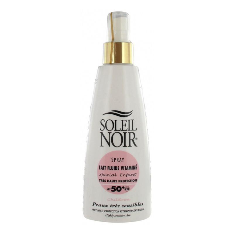 Crema Soleil Noir: SPRAY LAIT 50 fluide vitaminé kid (150 ML)