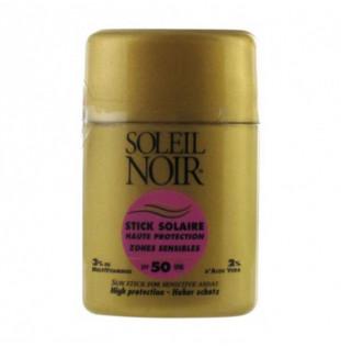 Crema Soleil Noir: STICK SOLAIRE zones sensibles IP 50 (10 G) Soleil Noir - 1
