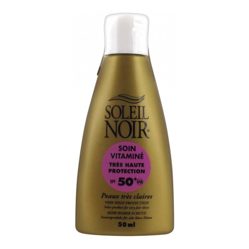 Crema Soleil Noir: SOIN VITAMIN 50 très haute protect (50 ML)