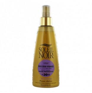 Crema Soleil Noir: HUILE SECHE 30 spray vitaminé (150 ML) Soleil Noir - 1