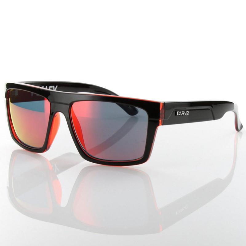 Gafas Carve: VOLLEY (Black Clear Red Rev 3021 40789)