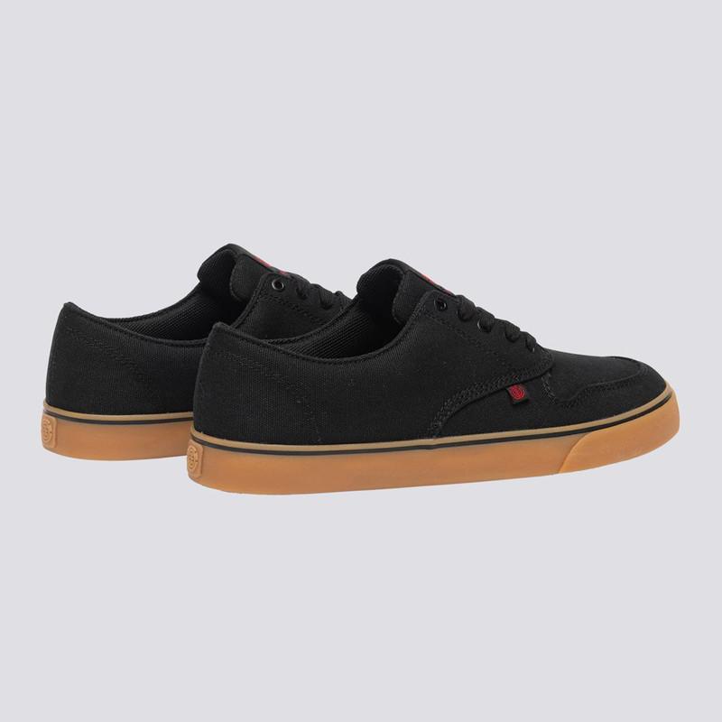 Zapatillas Element: TOPAZ C3 (BLACK GUM RED TX)