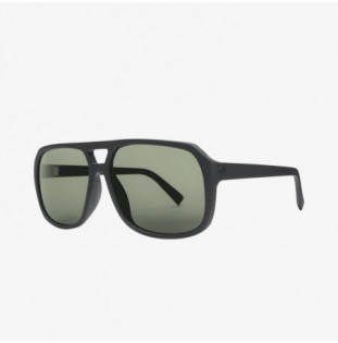 Gafas Electric: DUDE MATTE BLACK (OHM PGREY)
