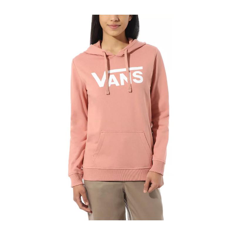 Sudadera Vans: WM CLASSIC V II HOODIE (ROSE DAWN)