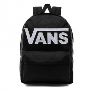Mochila Vans: MN OLD SKOOL III BACKPACK (BLACK WHITE) Vans - 1