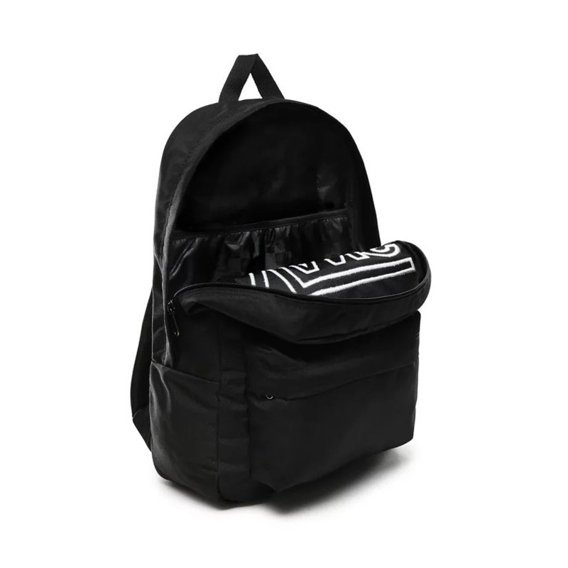 Mochila Vans: MN OLD SKOOL III BACKPACK (BLACK WHITE)