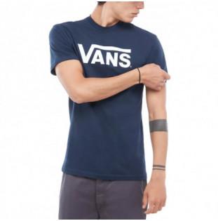 Camiseta Vans: MN VANS CLASSIC (NAVY WHITE) Vans - 1