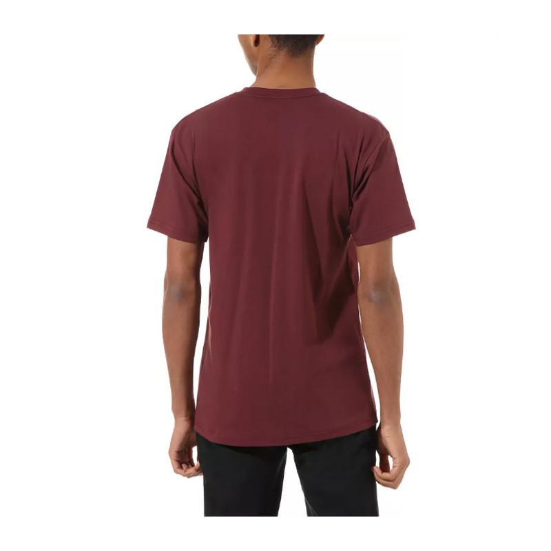 Camiseta Vans: MN VANS CLASSIC (PORT ROYALE WHITE)