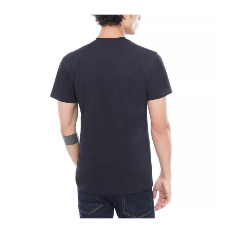 Camiseta Vans: MN VANS CLASSIC (BLACK WHITE)