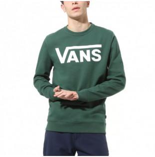 Sudadera Vans: MN VANS CLASSIC CREW II (PINE NEEDLE) Vans - 1