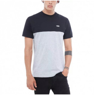 Camiseta Vans: MN COLORBLOCK TEE (BLACK ATHLETIC HEATHER) Vans - 1