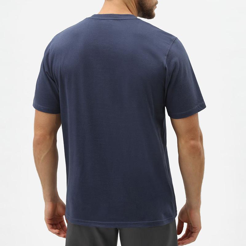 Camiseta Dickies: HORSESHOE TEE MEN (NAVY BLUE)