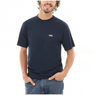 Camiseta Vans: MN LEFT CHEST LOGO TEE (NAVY WHITE) Vans - 1