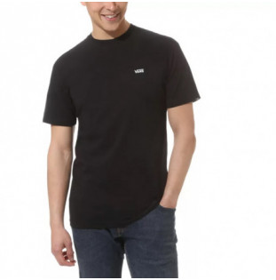 Camiseta Vans: MN LEFT CHEST LOGO TEE (BLACK WHITE) Vans - 1