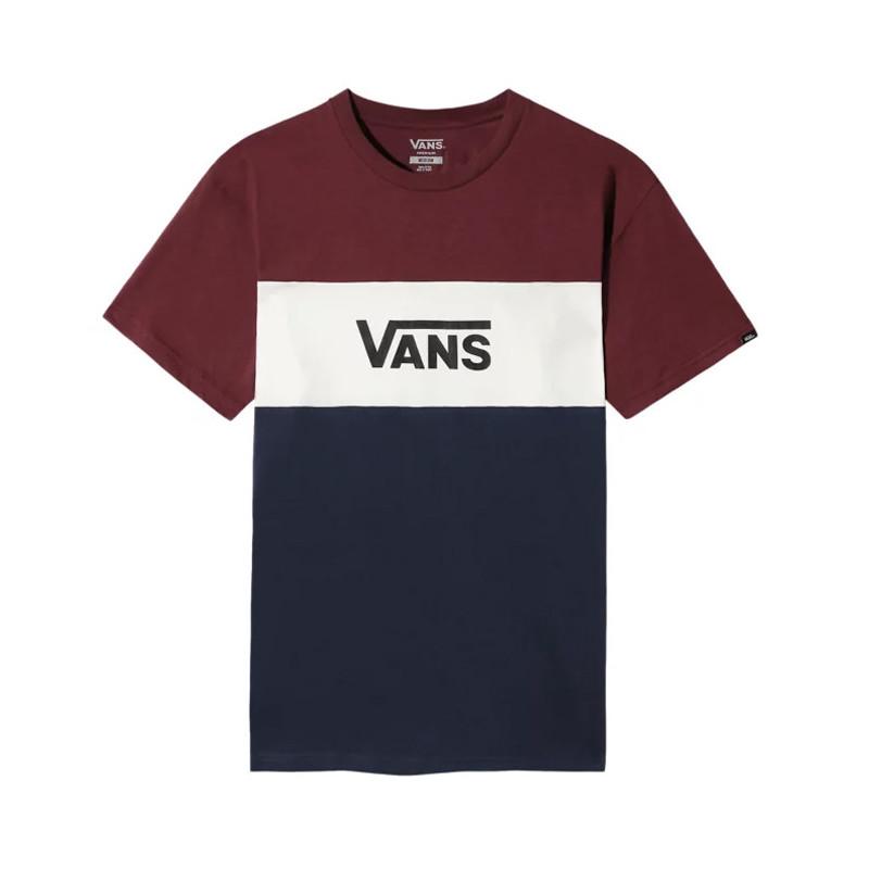 Camiseta Vans: MN RETRO ACTIVE SS (PORT ROYALE DRESS BLU)