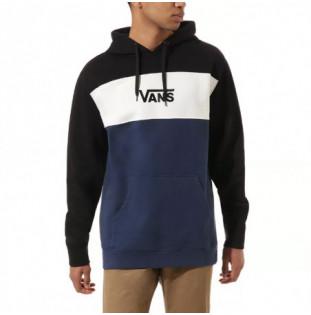 Sudadera Vans: MN RETRO ACTIVE PO II (BLACK DRESS BLUES) Vans - 1