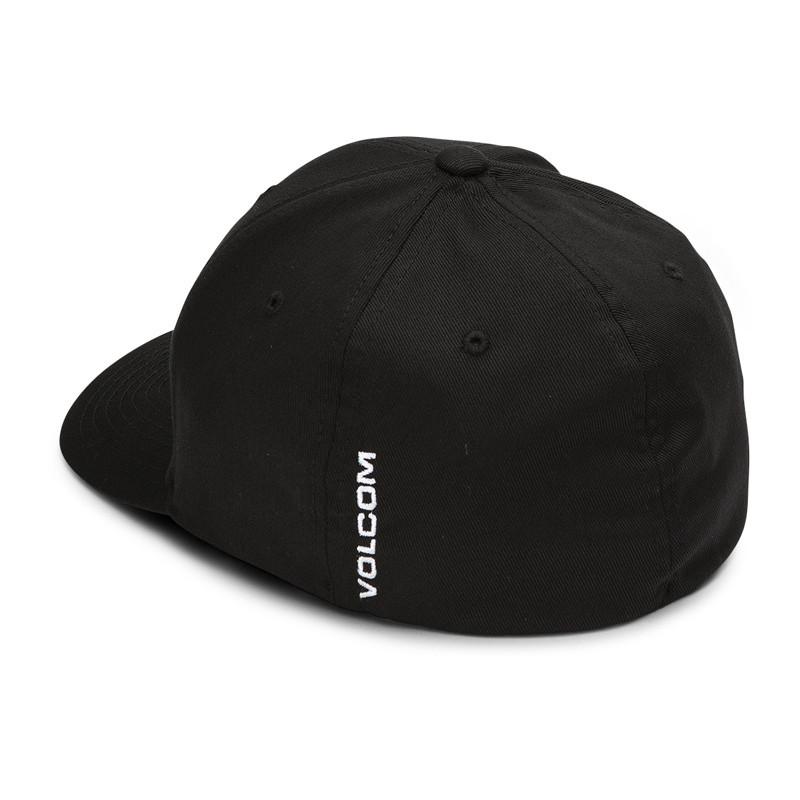 Gorra Volcom: FULL STONE XFIT (BLACK)