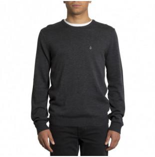 Jersey Volcom: UPERSTAND SWEATER (BLACK)