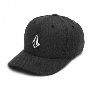 Gorra Volcom: FULL STONE HTHR XFIT (CHARCOAL HEATHER)