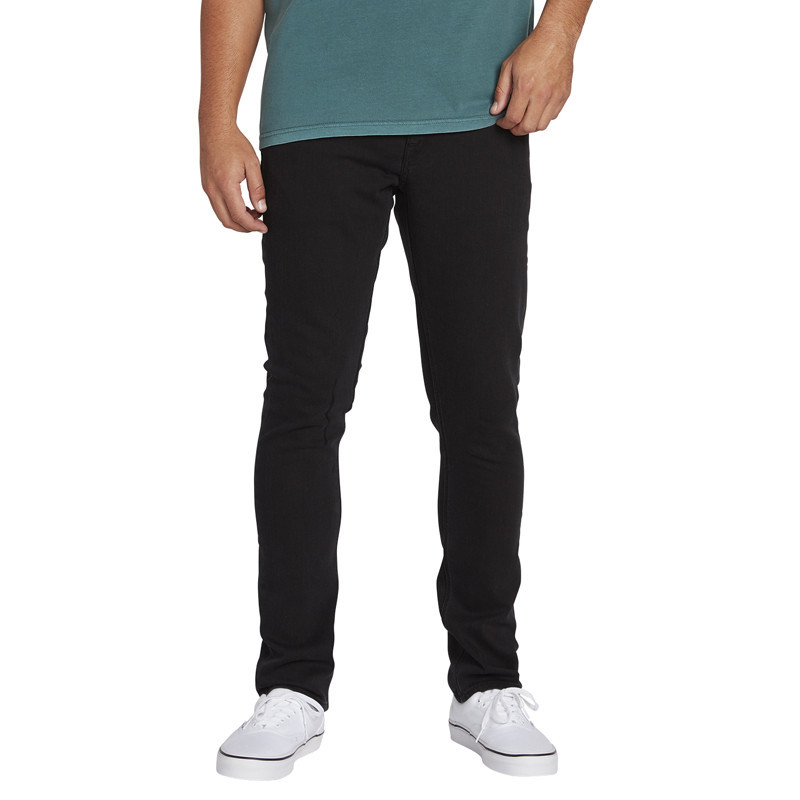 Pantalón Volcom: 2X4 DENIM (INK BLACK)