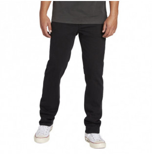 Pantalón Volcom: SOLVER DENIM (INK BLACK)