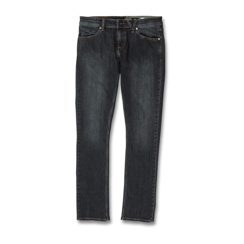 Pantalón Volcom: 2X4 DENIM (VINTAGE BLUE)