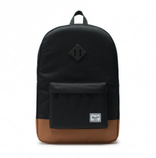Mochila Herschel: Heritage (Black Saddle Brown) Herschel - 1