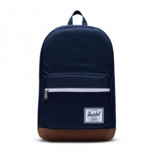 Mochila Herschel: Pop Quiz (Peacoat Saddle Brown) Herschel - 1