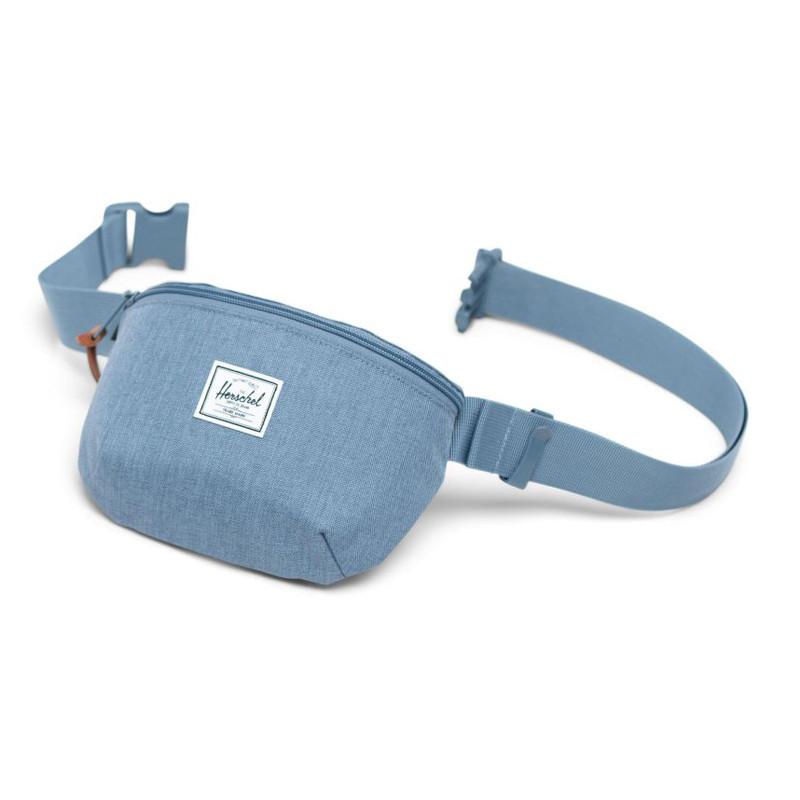 Riñonera Herschel: Fourteen (Blue Mirage Crosshatch)